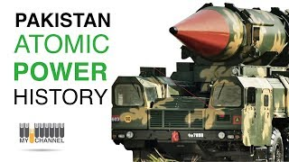 How did Pakistan become Nuclear Power? | Complete History of Program | Urdu/HIndi | My Channel Video