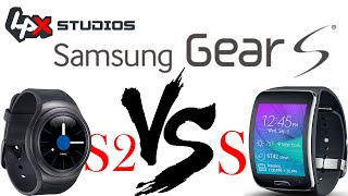 Samsung Gear S vs Gear S2 | Not the quick version