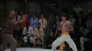 Blood Sport Beginning Fight Scene
