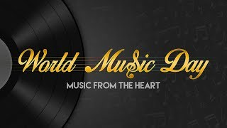 World Music Day 2017 | Full Audio Songs Jukebox | Music From The Heart | SVF Music