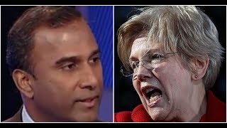Elizabeth Warren Challenger Shiva Ayyadurai: 'It Takes a REAL Indian to Defeat a FAKE One'