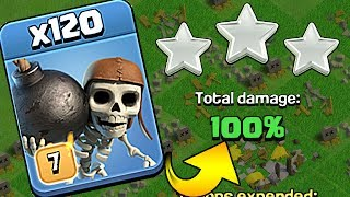 MASS WALLBREAKERS 3 STAR!?  Clash of Clans