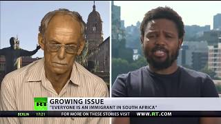 'White people stole land' vs. 'everyone is an immigrant in S. Africa': Debate on land reform