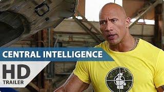 Central Intelligence Trailer 2 (2016) Dwayne Johnson, Kevin Hart Comedy Movie HD