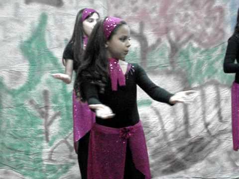 Domingo de Pascoa Coreografia Infantil.