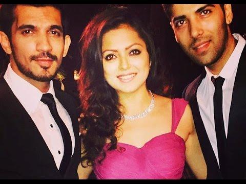 Drashti Dhami at Mohit Sanaya Wedding