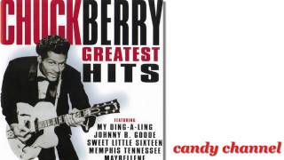 Chuck Berry - 14 Greatest Hits  (Full Album)