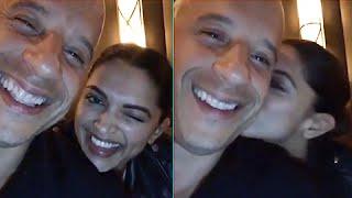 (Video) Deepika Padukone Teaches Vin Diesel Hindi | XxX Return Of Xander Cage