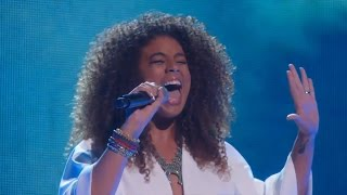 America's Got Talent 2015 S10E15 Live Shows - Samantha Johnson Powerhouse Singer