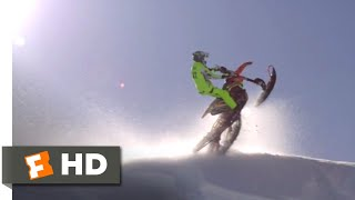 Moto 8: The Movie (2016) - A World of Snow and Ice Scene (9/10) | Movieclips