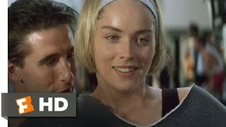 Sliver (3/9) Movie CLIP - Working Out (1993) HD