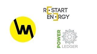 Comparison Between Power Ledger, WePower and Restart Energy