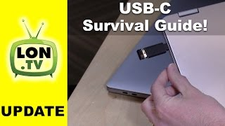 USB-C Survival Guide: How to use your older USB devices with type C - Macbook and Ultrabooks