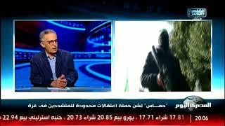 حماس تشن حملة اعتقالات محدودة للمتشددين فى غزة