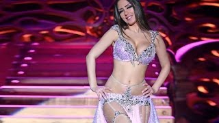 Superb Hot Arabic Belly Dance ELISSAR