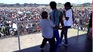 HILARIOUS SCENE! Inspekta Mwala Caught On Camera
