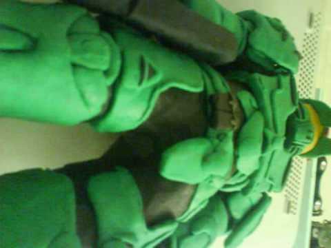 como hacer figuras de plastilina sculpture how to do it halo wars espartan
