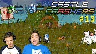 OLYAN JÓ AHOGY SZENVEDÜNK | Castle Crashers #13