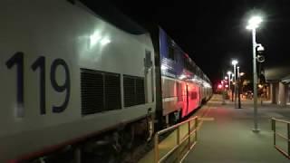 Thanksgiving Railfanning at Carlsbad Village 11/25/16 & 11/27/16