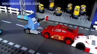 LEGO CARS 3 Florida 500  Race 1