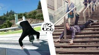 Skate 3   Игры vs. Реальная жизнь #3   WDF 70