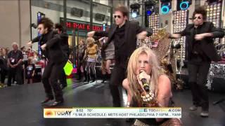 [1080p] Kesha - Take It Off @ (Today Show 08.13.10) HD