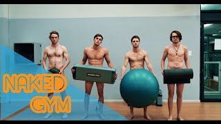 The World's First Naked Gym