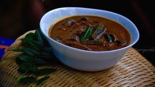 Kerala Style Vendakka/Ladies Finger Theeyal/How To Make Theeyal .Recipe No 89