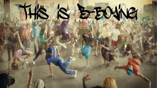 This is B-boying **The Break Dance**