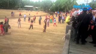 Video Aty DAcademy kunjungi Pantai Tanjung Jumlai