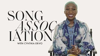 Cynthia Erivo Sings Prince, Mary J. Blige and Brandy in a Game of Song Association | ELLE