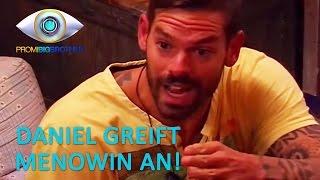 Daniel vs. Nina Kristin | Promi Big Brother 2015 | Tag 7 | SAT.1