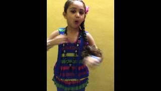Nikita Dance on Aaj Blue Hai Pani Pani