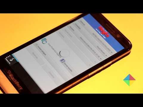 Comprar entradas HOYTS por NFC con BlackBerry 10