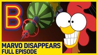 Marvo the Wonder Chicken | Marvo Disappears | Full Episode