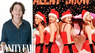 Mean Girls Costume Designer Breaks Down Lindsay Lohan's Costumes | Vanity Fair