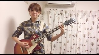 【マキシマムザホルモン】 「F」 弾いてみた ギター