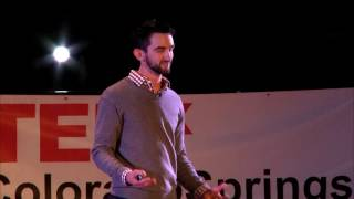 90 Strangers In 30 Days | Andrew Elsass | TEDxColoradoSprings