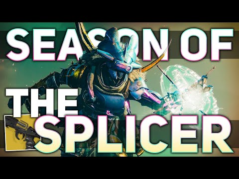 Season of the Splicer BREAKDOWN Exotics Roadmap Season Pass & Trailer Destiny 2 NEW SEASON