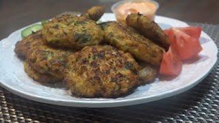 Chicken and ٌRice Patties  (فطائر الدجاج والارز (عروك الدجاج والتمن