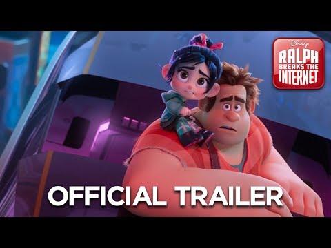 Xxx Mp4 Ralph Breaks The Internet Official Trailer 2 3gp Sex