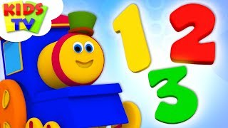 The Numbers Song With Bob The Train | Counting Numbers 123 & Learning Videos For Children By Kids Tv