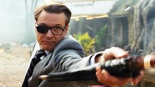 KINGSMAN 2 Extended TV Spot Trailer (2017) Colin Firth, Action Movie HD