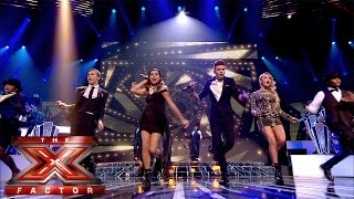 Only The Young sing The Jungle Book's I Wanna Be Like You   Live Week 6   The X Factor UK 2014