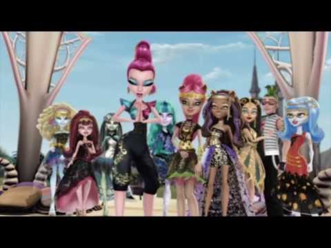 13 Wishes We Are Monster High