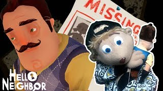 WHEN YOU LOVE YOUR HELLO NEIGHBOR PLUSH DOLL TO MUCH |   HELLO NEIGHBOR SONG - Let Me Love You