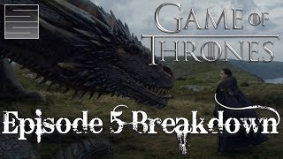Game Of Thrones Season 7 Episode 5 Review | S7 E6 Eastwatch Breakdown
