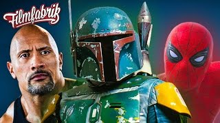 BOBA FETT Solofilm?! | FAST & FURIOUS Spin-off | SPIDER-MAN in AVENGERS 4