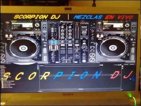 MUSICA NACIONAL ECUATORIANA REMIX PARA EL 2014 VOL 2 SCORPION DJ