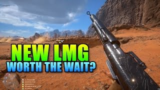 All That For This? Huot Automatic Optical Review | Battlefield 1 LMG